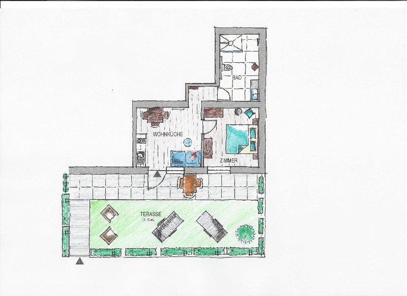 Apartment Zielspitz - Langsee, location de vacances à Lagundo