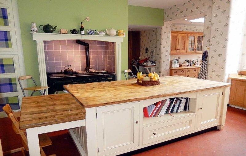 """""""Die Küche ist ausgezeichnet, nutzten wir die aga und liebte es, unsere eigenen Scones für unsere Nachmittag Tee"""