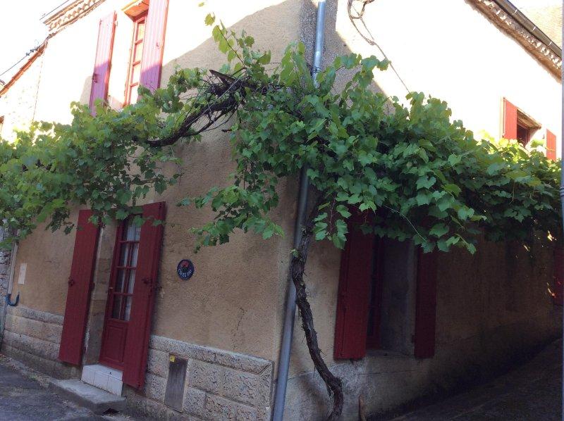 pretty Perigord village