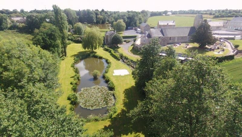 5000 M2 of land with fishing pond 1000m2