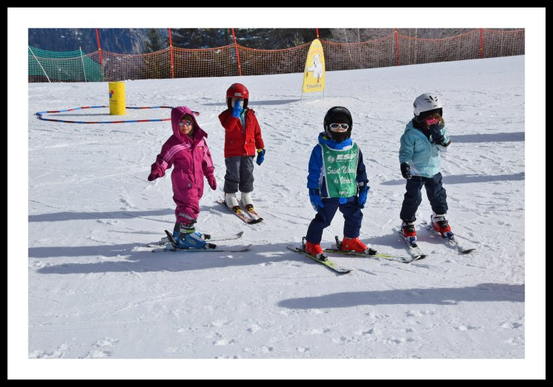 O piedoso piedoso são esqui