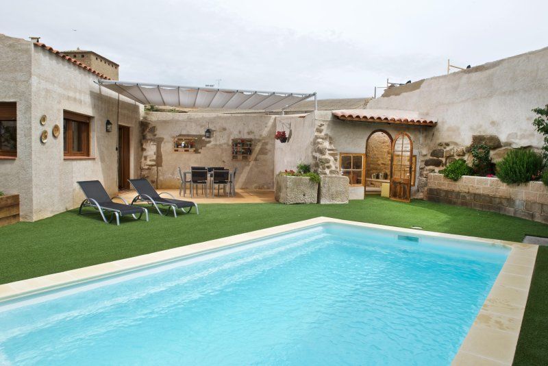 Ca l'Oliva, holiday rental in Camarasa