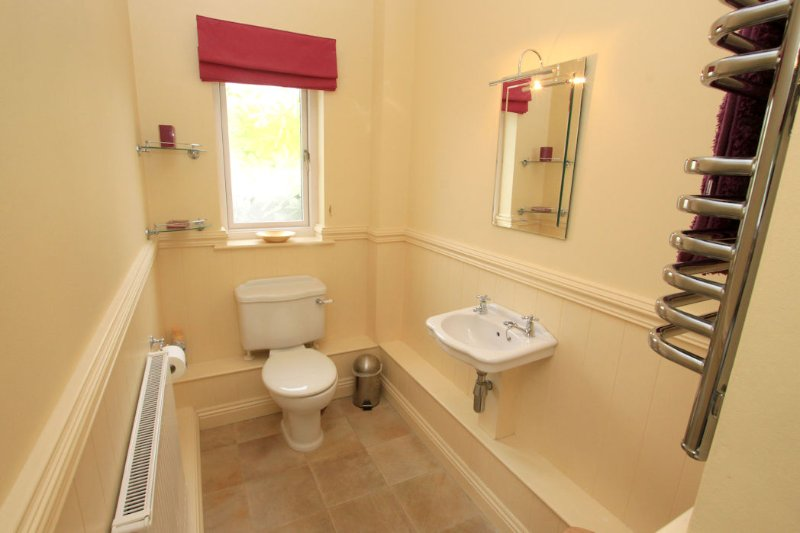 The Lindens Croyde Holiday Cottages Ensuite