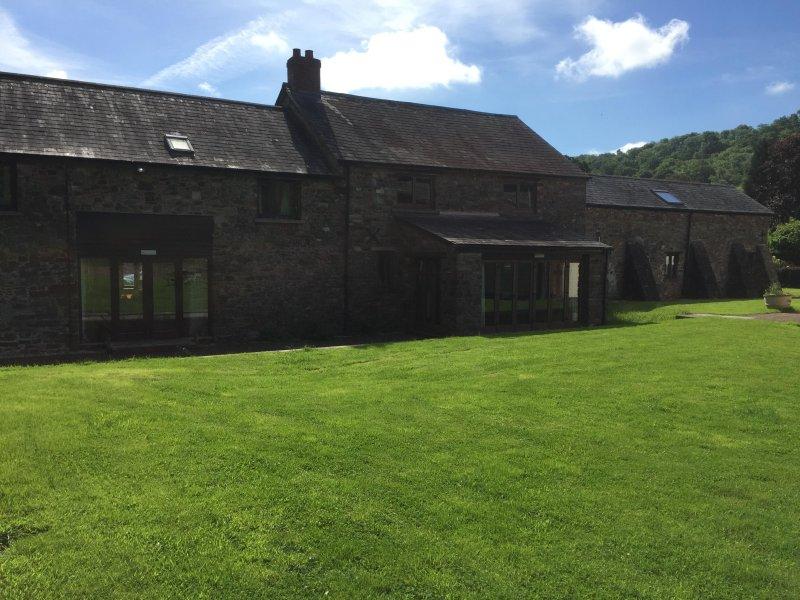 Duvale Barn, vacation rental in Oakfordbridge