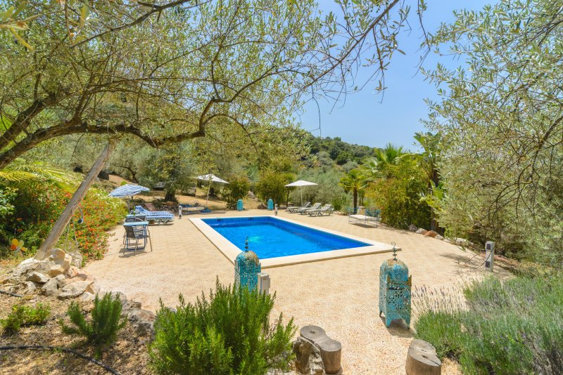 Cottage Casa Andalouse, holiday rental in Comares