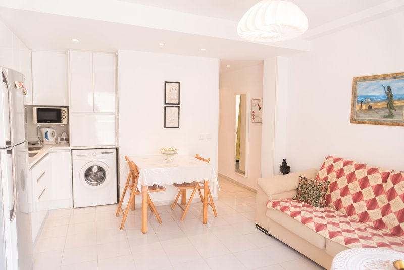Living room-kitchen Kitchen-lounge