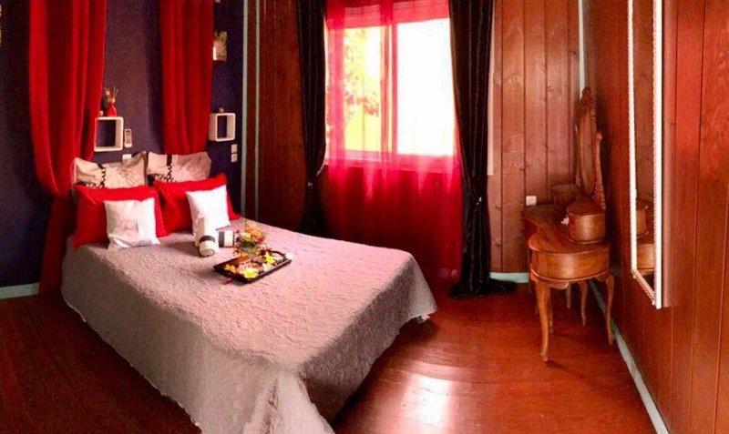 Lodge d'Eden Citronnelle, alquiler vacacional en Bras-Panon