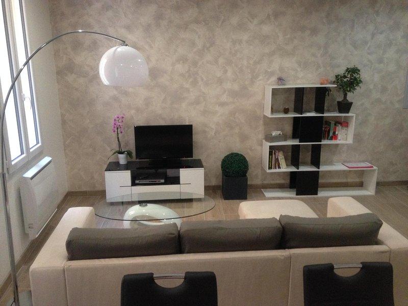 Joli appartement au coeur du Luberon, holiday rental in Buoux