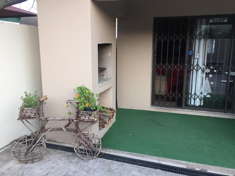zona Braai e patio
