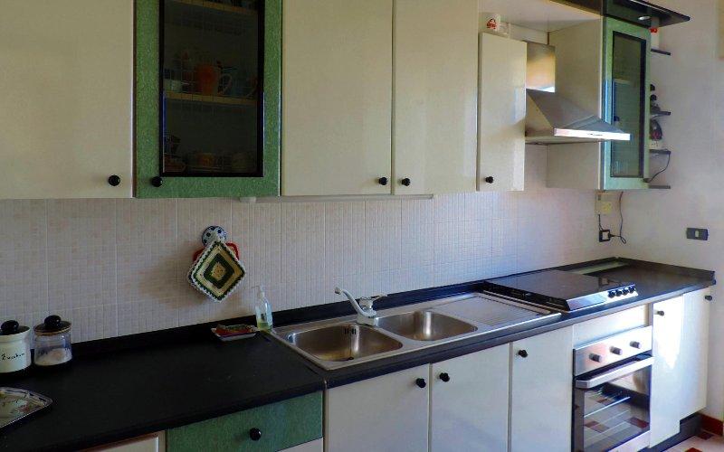Villa with tennis court in Mazara del Vallo - Kitchen