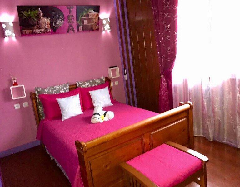 Lodge D'Eden Ylang-Ylang, vacation rental in Sainte-Anne