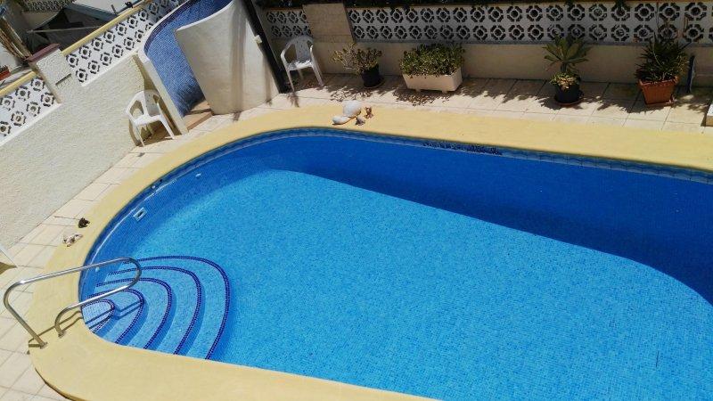 Apartamento 4 - 150 m del mar, location de vacances à Calpe