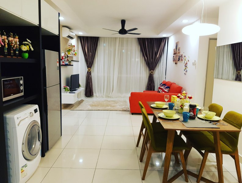The Lovely Home at Kuala Lumpur # 2, holiday rental in Cheras