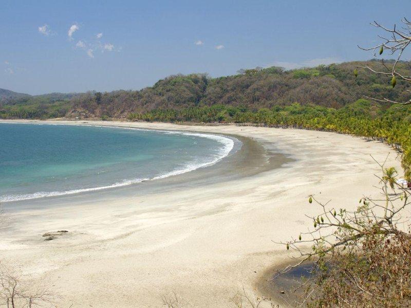 Playa Carrillo, about 6km south of Samara