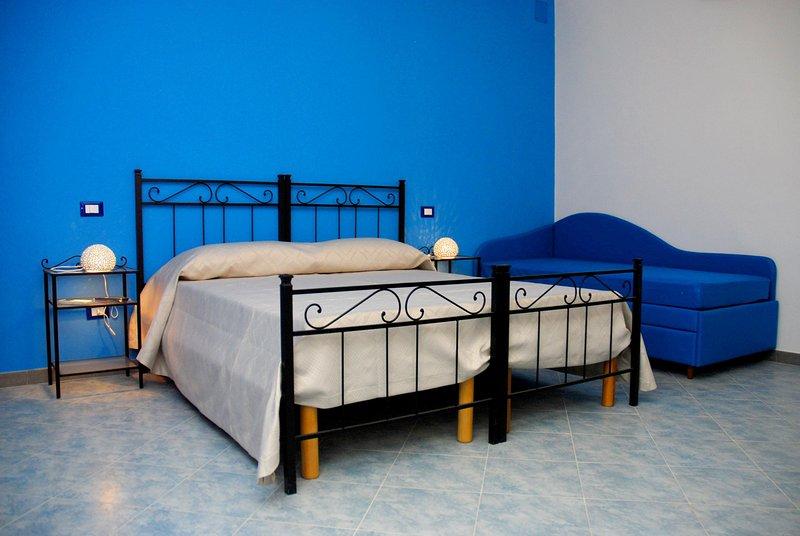 Stanza te Mesciu Ginu, holiday rental in Novoli