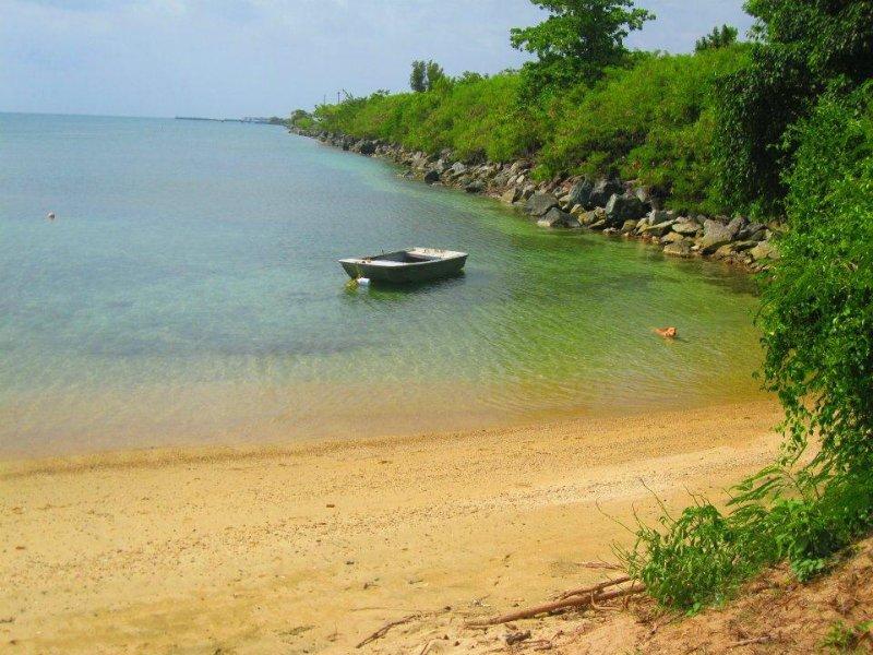 spiaggia Rompeolas, a soli 7 minuti!