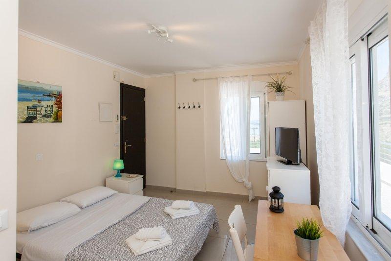 Paleochora houses top studio, holiday rental in Sougia