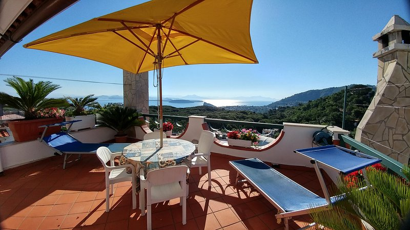 LA FAVOLA, holiday rental in Barano d'Ischia