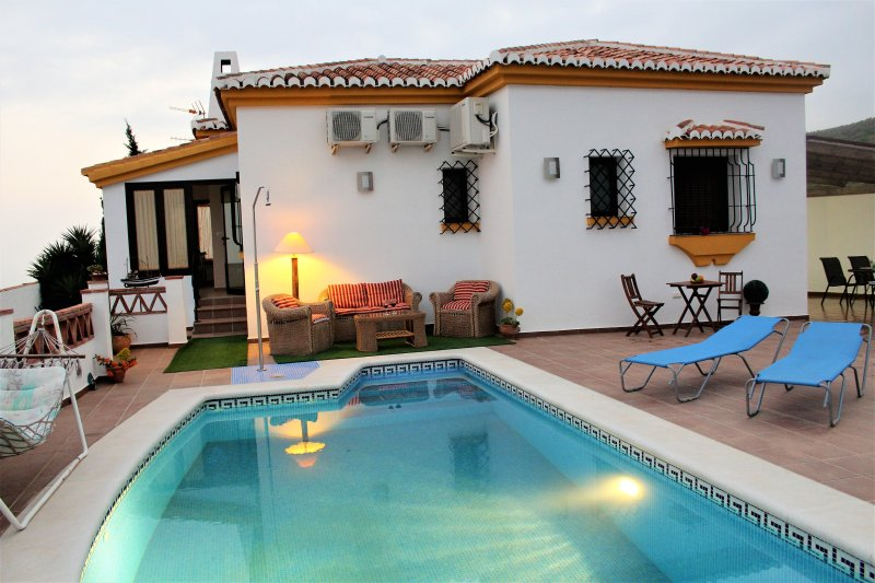 terraço da piscina