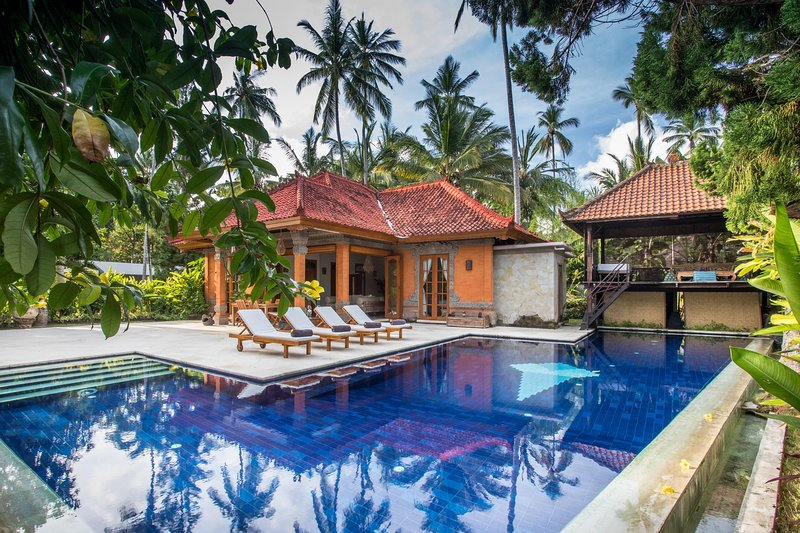 Beautiful beach side villa, location de vacances à Tenganan