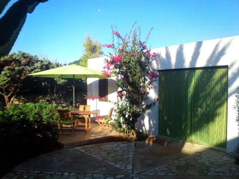 casa sirio monolocale, vacation rental in Marettimo