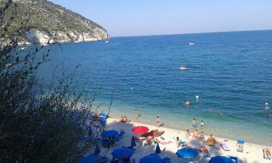 Spiaggia di Mattinatella