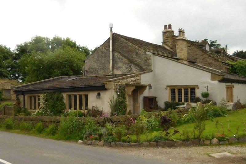 Allmans Heath Cottage Byre, alquiler de vacaciones en Delph