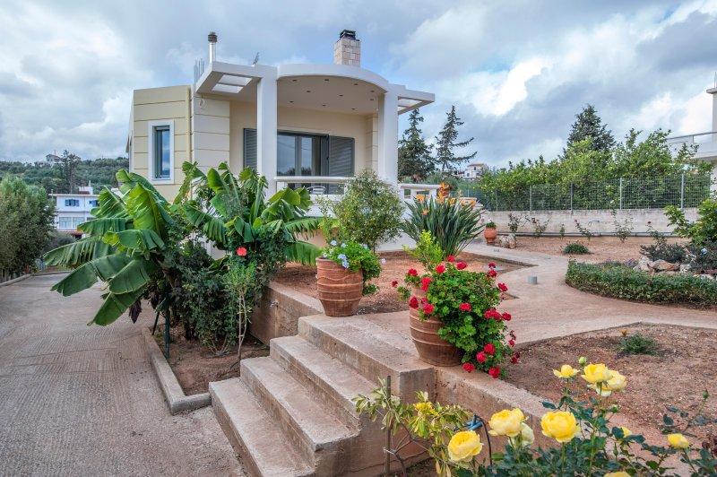 Villa George Chania Unvergessliche Urlaub !!!!