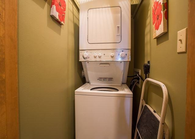 Washer and Dryer in Property