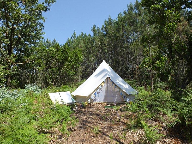 Dolittle Holidays - Tenda de Medronho, alquiler vacacional en Avelar