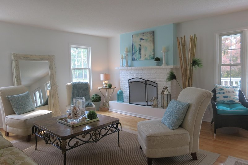 Coastal Living Decor
