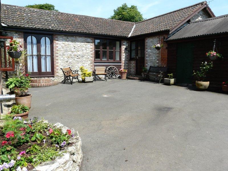 Front of Acorn Cottage