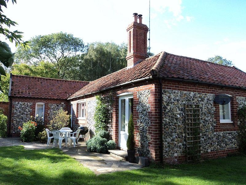 Gardener's Cottage, West Stow Hall, location de vacances à Bury St. Edmunds