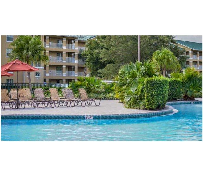 Orlando Vacation Rental 1BR Resort Condo Sleeps 4 Near