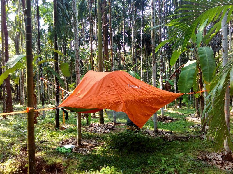 Kukke Tourist Services Tents on rent, Cab booking and package tours, alquiler vacacional en Dakshina Kannada District