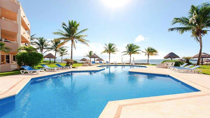 Alta Vista | 3BR | Condo | Puerto Aventuras, Ferienwohnung in Puerto Aventuras