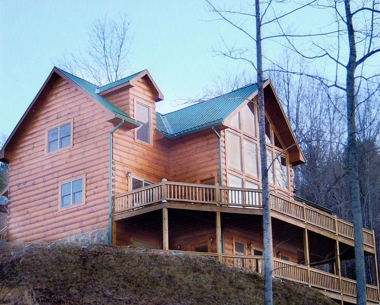 Majestic Manor on Watauga Lake, alquiler vacacional en Butler