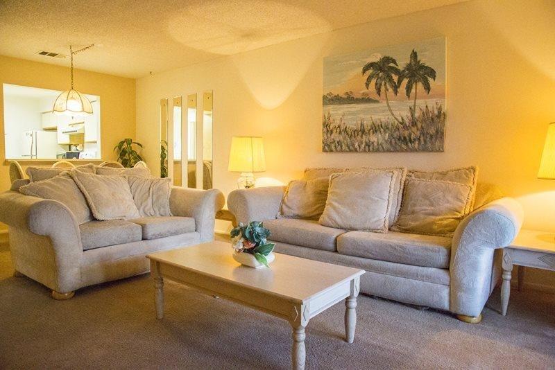 2957CD. First Floor 2 Bedroom Condo in Ventura Resort, holiday rental in Union Park