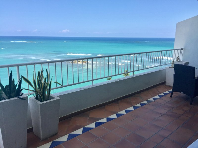 Beach Front Beach View Ph Palya Mar Has Terrace And