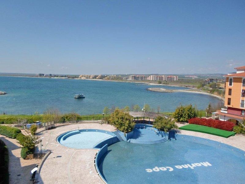 Beach & Pool Studio in Marina del Capo - Piscine e mare