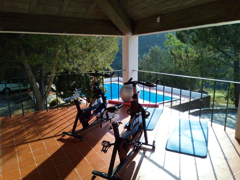 Quinta das Lameirinhas Family Room, holiday rental in San Vicente de Alcantara
