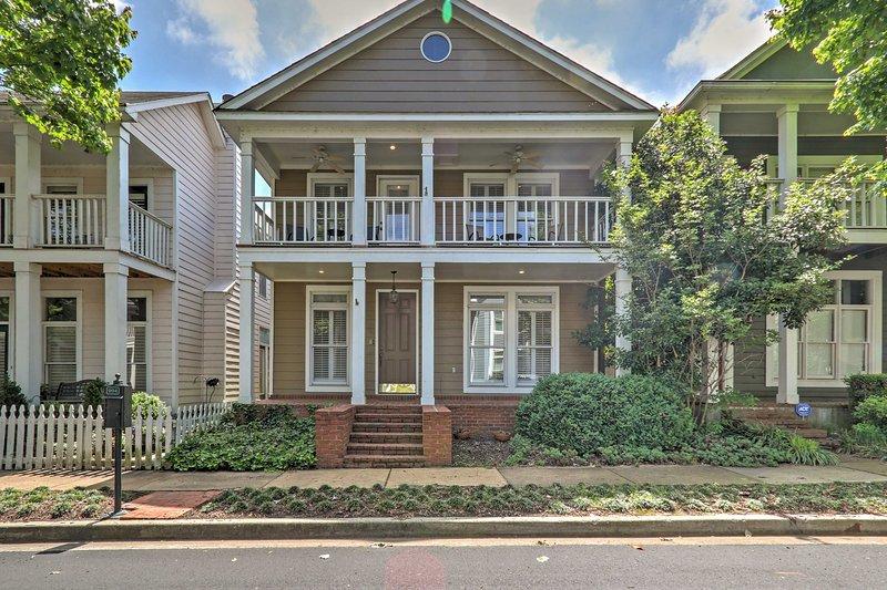 Vacances dans la maison natale du Rock « n » Roll de cette 3 chambres, 2 salles de bains Memphis vacances maison de location qui peut accueillir confortablement 6!