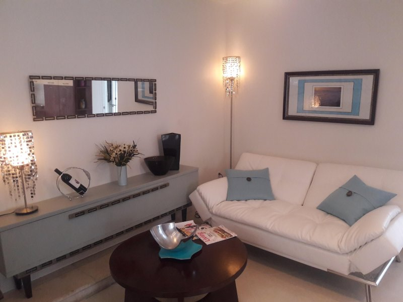 Beautiful and Cozy Living Room will make feel in a Luxury Suite
