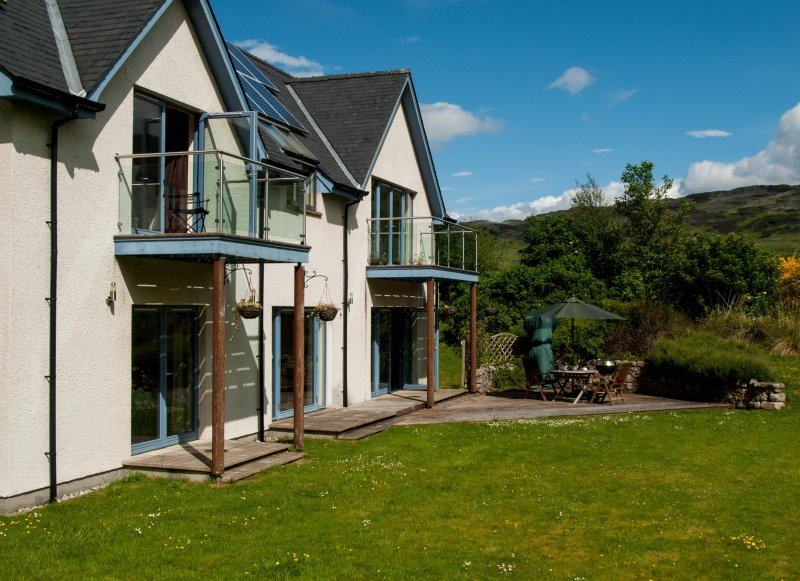 Suardal Holidays, holiday rental in Invergarry