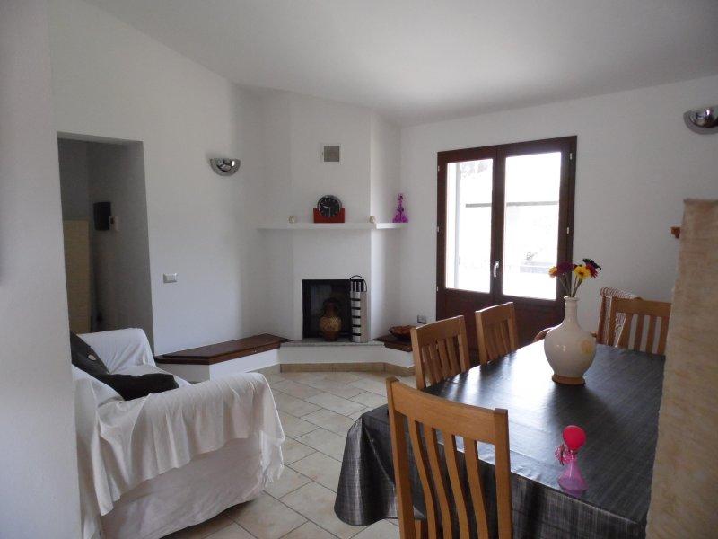 Villa Biriculi, vacation rental in Nuoro