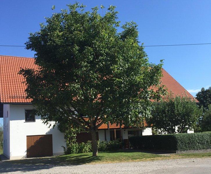 Ferienwohnung Andrea im schönen Tannheim, Baden-Württemberg, casa vacanza a Aitrach