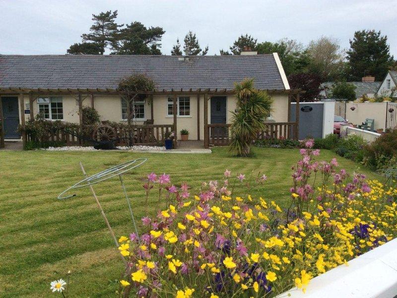 Ballaterson Cottage 1 Garden