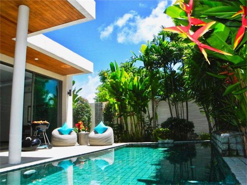 Ka Villa : Peaceful 3 Bedrooms Property, casa vacanza a Ko He