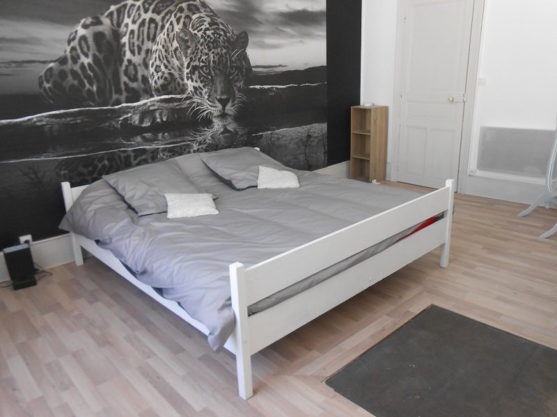 L Appart Gambetta, centre ville 2/3 personnes GR65, holiday rental in Grand-Vabre