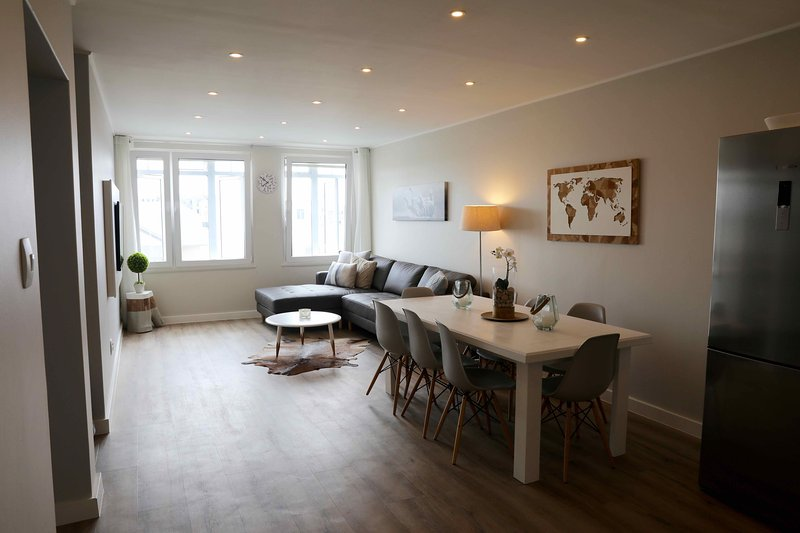 Modern & Completely renovated apartment in the city center